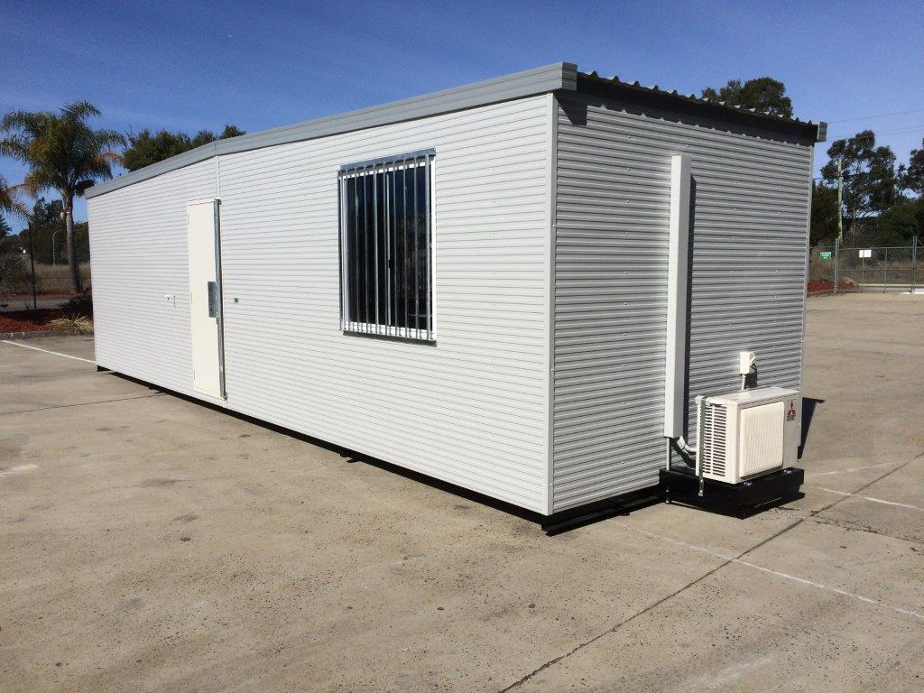 Portable site shed