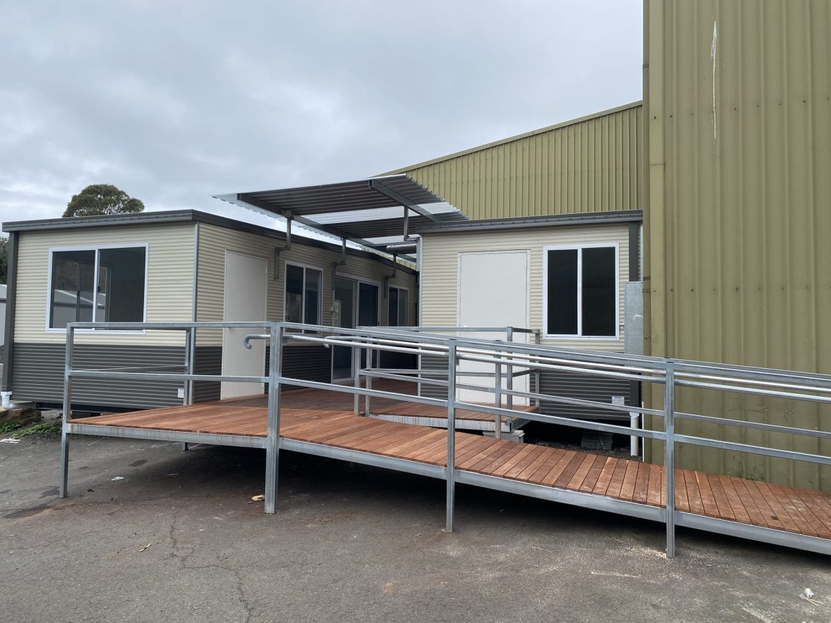 Demountable Site Office