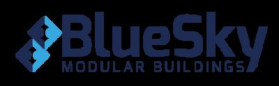 BlueSky Modular Buildings Logo