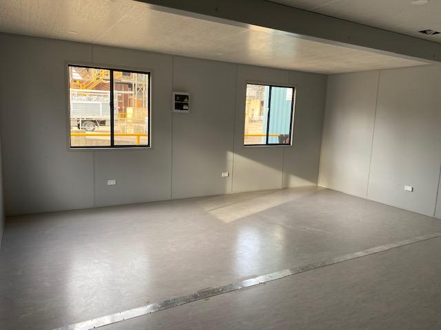 Site Office Interior