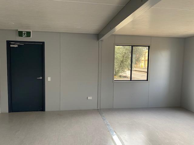 Modular Site Office Open Space