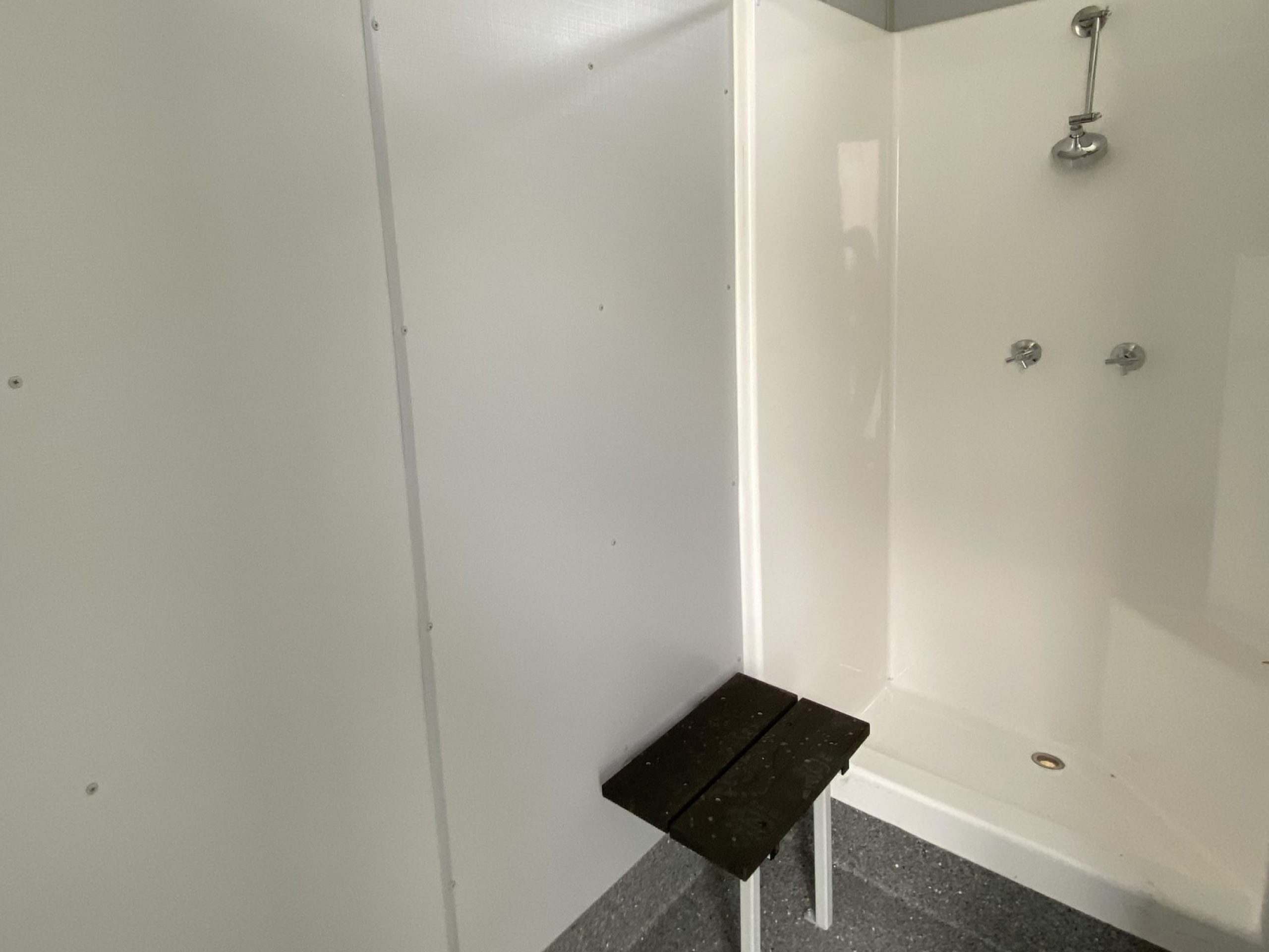 Portable Ablution Shower Block